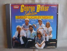 George Baker Selection- Santa Lucia by Night- EUROPA- Made in Germany- RAR