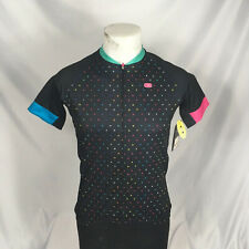 Medium Sugoi Womens Evolution Zap Short Sleeve Cycling Jersey