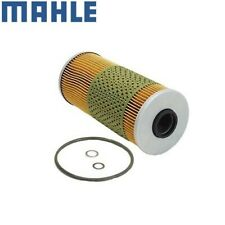 For BMW E32 750iL M70 Engine Oil Filter 5.0L V12 Mahle 11421731635 / OX121D