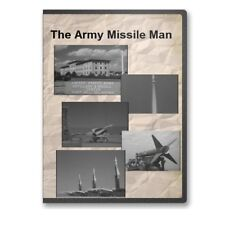 The Army Missile Man: Training, Launches Big Picture Documentary DVD - C827
