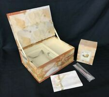 "2001 Precious Moments ""Friends Write From The Start"" Figurine and Stationery"