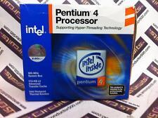 INTEL PENTIUM 4 PROCESSOR 2.60GHz 800MHz 512KB L2-CACHE PGA-478 retail pkg
