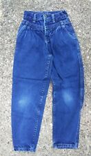 Lee Casuals Denim GIRLS Jeans Relaxed Fit Faded Blue Yoke Front 7Slim