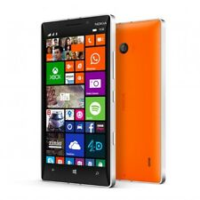 "Nokia Lumia 930 4 G 5"" 32 GB 20MP Sbloccato Smartphone Arancione Windows"