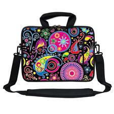 """Neoprene Laptop Bag w. Side Pocket & Handle Shoulder Strap to Fit 11.6""""  2701"""