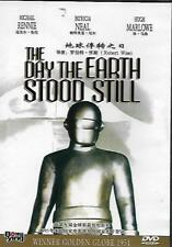 Michael Rennie Day The Earth Stood Still Watched Once Region 6 UPC 9787885725