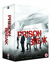 Prison Break Series Season 1,2,3,4,5 - Complete 25 DVD Box Set - NEW & SEALED