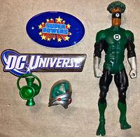 DC Green Lantern Classics Stel Build A Figure Wave Medphyll NautKeloi Stand Lot