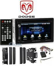 Power Acoustik 6.5� Dvd/Cd Player Receiver For 2010-2011 Dodge Ram 2500/3500