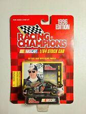 1996 #7 Geoff Bodine QVC 1/64 Racing Champions NASCAR Diecast