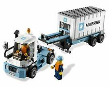 LEGO compatibile camion container 10219 Treno MAERSK (only camion)