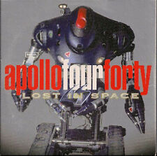 Apollo Four Forty Lost In Space Card slip sleeve UK CD Single