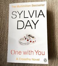 ONE WITH YOU by Sylvia Day NEW BOOK Paperback *2016* CROSSFIRE Fifty Shades Grey