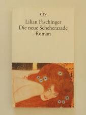 Lilian Faschinger Die neue Scheherazade Roman dtv