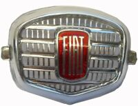 Fiat 500 D e 500 F Fregio Mascherina Frontale Ricambio Originale Auto Epoca