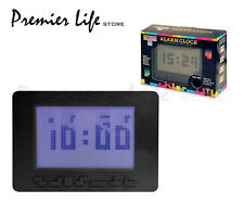Tetris Alarm Clock with Falling Tetriminos