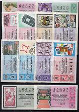 España Loteria Nacional Ilustraciones Filatelicas año 1975 (CC-286)