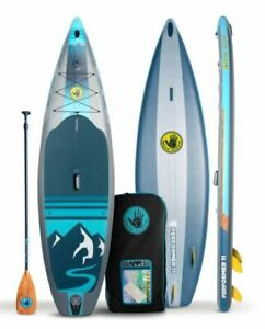 Body Glove 2021 Performer 11 Inflatable SUP Package with Accessories