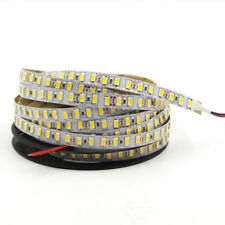 LED Strip 5m 600 LED Kitchen Under Cabinet Strip Light Cupboard 5630 5730 SMD DC