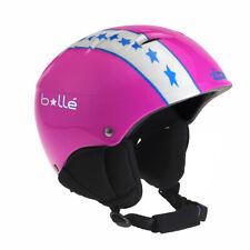 Bollé B-Kid Ski Helmet Pink Stars Helmet Girls Youth Kids Children 53-57 cm