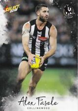 2018 SELECT AFL ALEX FASOLO - COLLINGWOOD MAGPIES NEW Select card (46) *POSTPAK*