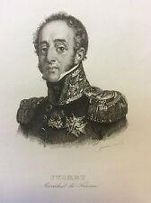 Maréchal d' Empire Suchet duc d'Albufera Campagne d' Espagne Espagna