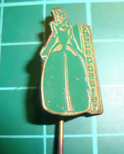 Assepoester Disney Cinderella stick pin badge 60's lapel Dutch speldje