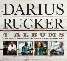 Darius Rucker : Learn to Live 4 Album Set CD (2017) ***NEW***
