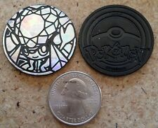 1x (One) Brand New and Unused Plastic DIANCIE Pokemon Collectible Coin