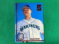 1994 Bowman Previews #9 Mac Suzuki Seattle Mariners