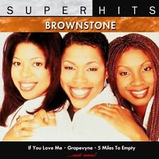 Brownstone - Super Hits [New CD]