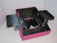 NEW! Caboodles Soulmate Makeup Train Case Cosmetic Organizer Jewelry Storage Box