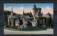 Ansichtskarte - Kassel, Wilhelmshöhe - Löwenburg 1918 AK