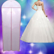 Bridal Wedding Dress Gown Garment Dustproof Storage Bag Covers Evening Protector