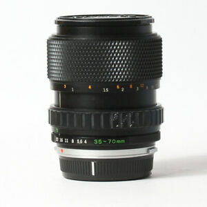 Olympus OM 35-70mm F4 S Zuiko Auto-Zoom - FUNGUS