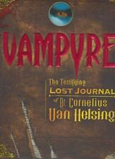 Vampyre Terrifying Lost Journal of Dr Cornelius Van Helsing by Knight (2007 HC)