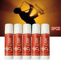 1x Cork Grease Lipstick-shaped For Clarinet Saxophone Accessories S5E7 C2E6