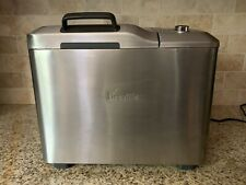 Used Breville Bbm800Xl Custom Loaf Bread Maker Automatic Fruit/Nut Dispenser