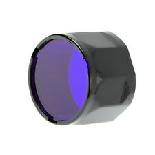 Fenix AD302-B Blue Flashlight Filter Diffuser for TK09 TK10 TK11 TK12 TK15 TA20