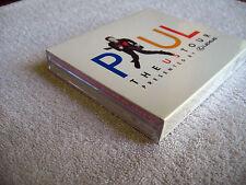 BEATLES PAUL MCCARTNEY 2005 U.S. TOUR 2 CD BOX SET BY LEXUS CHAOS & MOTOR/LOVE!