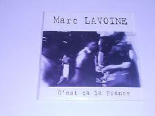 Marc Lavoine - C'est Ça La France  - cd single