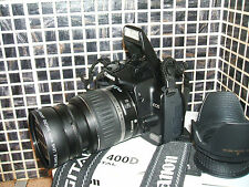 Canon EOS 400D /  10.1 MP Digital SLR Camera -  WITH THREE-LENS KIT SEMI-PRO..