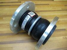 "Flexhose 2 1/2"" i.d. rubber expansion joint asa 150 65M"