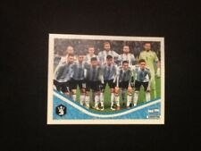 #151 Argentina team photo 3Reyes World Cup Rusia 2018 sticker Lionel Messi
