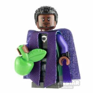 "Custom ""He Who Remains"" Loki Minifigure -Genuine Lego w/Printing -NEW- Firestar"