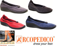 Arcopedico Shoes Portugal L14 comfort slip on shoes - The Ultimate Travel Shoe