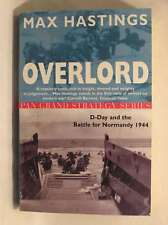 Overlord: D-Day and the Battle for Normandy, 1944 (Pan grand strategy series), S