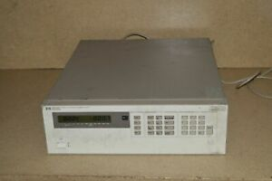HP / AGILENT  6624A SYSTEM DC POWER SUPPLY