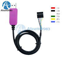 PL2303HXD USB to RS232 TTLCable Module 6Pin for win XP VISTA 7 8 Android OTG
