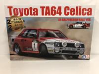 1985 Toyota TA64 Haspengouw Rally Belga and Marlboro 1:24 Kit Beemax
